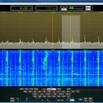 14MHz帯にでる高調波(ノイズ)