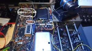周波数校正マーカー取付位置