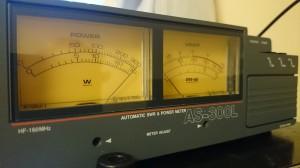 3.5MHz-7MHzでは12w 入力で300w出力