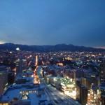 久しぶりの札幌、そして飛行機は飛ばず・・