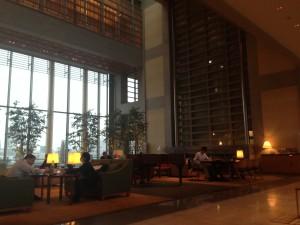 Lounge The American Club Tokyo