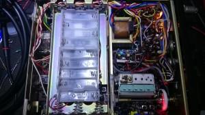 単3乾電池仕様に変更