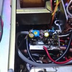 RJX-601 4号機を半固定仕様へ