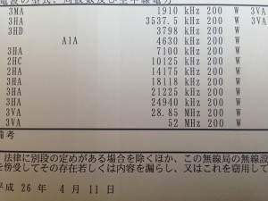 100w→200wへQRO完了