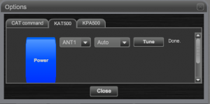 KAT500、KTA500の制御も可能になります