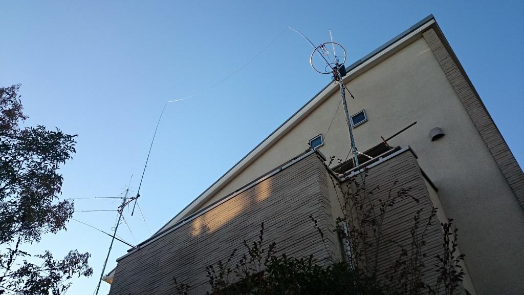 HF(LW+ATU) 6m (HB9CV、MLA) V/U (GP) Rx Only(Disc-Corn)