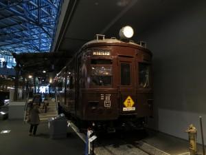 これぞ the 電車 です!