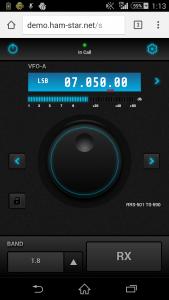 TS-590 Android I/F