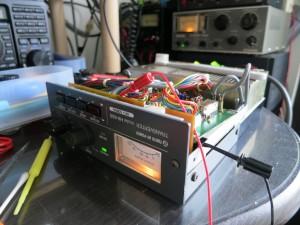 HX-650 修理初体験!