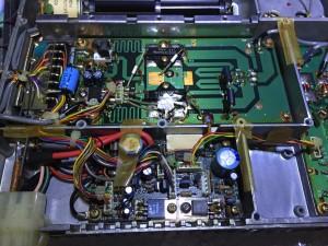 PAユニット アイドリング電流の適正化