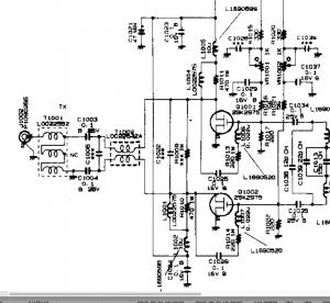 回路図で見るとシンプルだが・・・