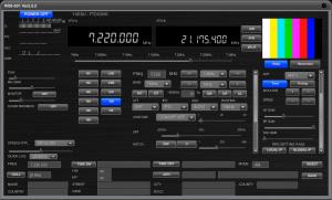 ラジオ代わりにRRS-501 MK2