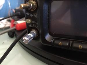 実装されているエンコーダーの軸形状
