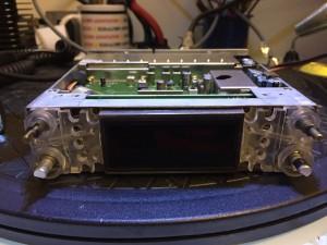 IC-2340 エンコーダー不良