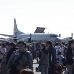 ブルーインパルス in 入間航空祭 2015