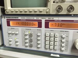14.1000MHz -73dBm