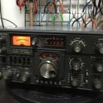 FT-101ZD 修理完了 【2015/11/12】