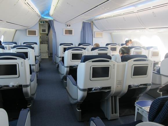 ANA B787-800 ビジネスクラス