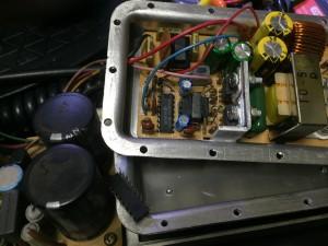 IC交換で電源は復旧