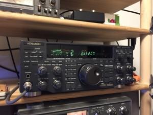 3.5MHzはTS-870でQRV