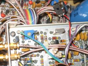 BFO回路のコイル