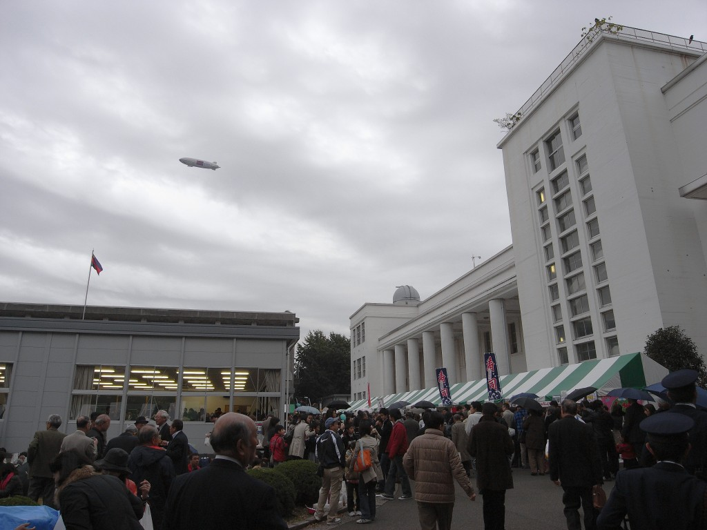 2008年10月撮影 慶応高校校舎