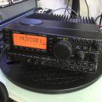 FT-900(その2) IC-706 ご出場 【2016/04/14】