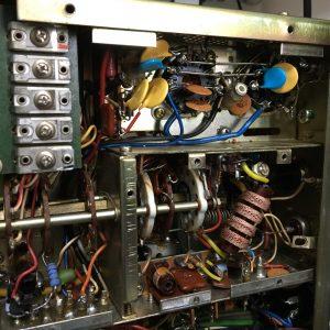 RFのコンデンサーは総交換