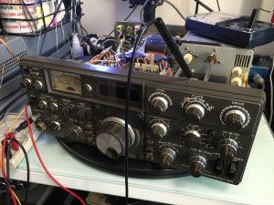 AGC故障のTS-830S