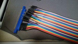 PCN6-22規格のプラグが入手困難 ワイヤーハーネスで対応