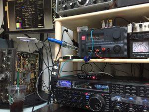 RRS-Pi + FTDX5000(SCU-17経由)