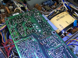 TS-830 PLL不安定