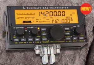 Elecraft KX2 (JA8CCLブログから許可を頂いて転載)