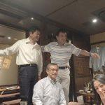松下派懇親会開催 【2016/06/07】