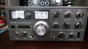 TS-520X(100W化)コンディション絶好調