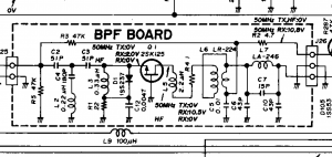 J26の電源側がピンが基板側で剥離