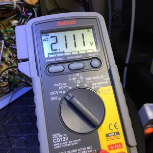 7.5MHz ズレ