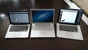 """歴代 """"MacBook Pro"""" が復活!!"""