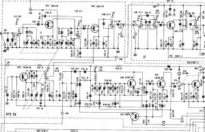 定電圧VCCがQ103に届いていない??
