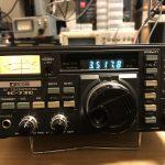 IC-730 ご出場 / TS-850 ご入場 / TS-50V 最終作業中【2018/05/09】