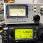 IC-706MkⅡ ご出場【2019/07/11】