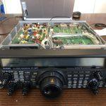 RJX-610 ご出場 / FT-847M 入場中 / ICF-2001D 入場中【2020/09/11】